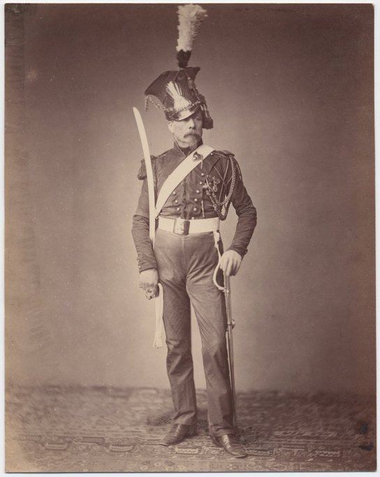 Monsieur Verlinde of the 2nd Lancers 1815