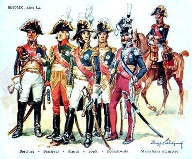 marshal uniforms