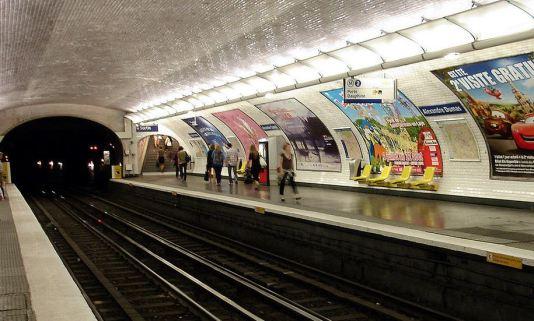 alexandre dumas metro