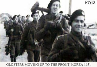 glosters korea 1