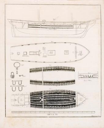 slave ship vigilante 1822