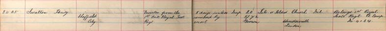 wakefield prison record