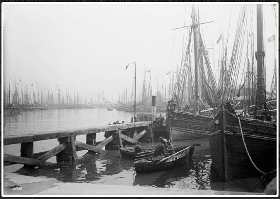 grimsby docks 19th c