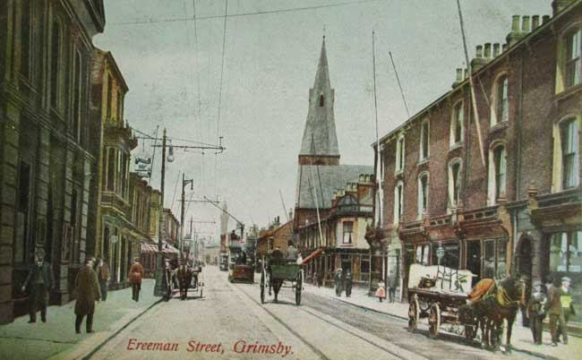 st andrews freeman street